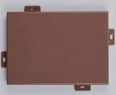 普基氟碳铝单板