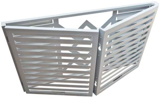 普基铝合金空调罩