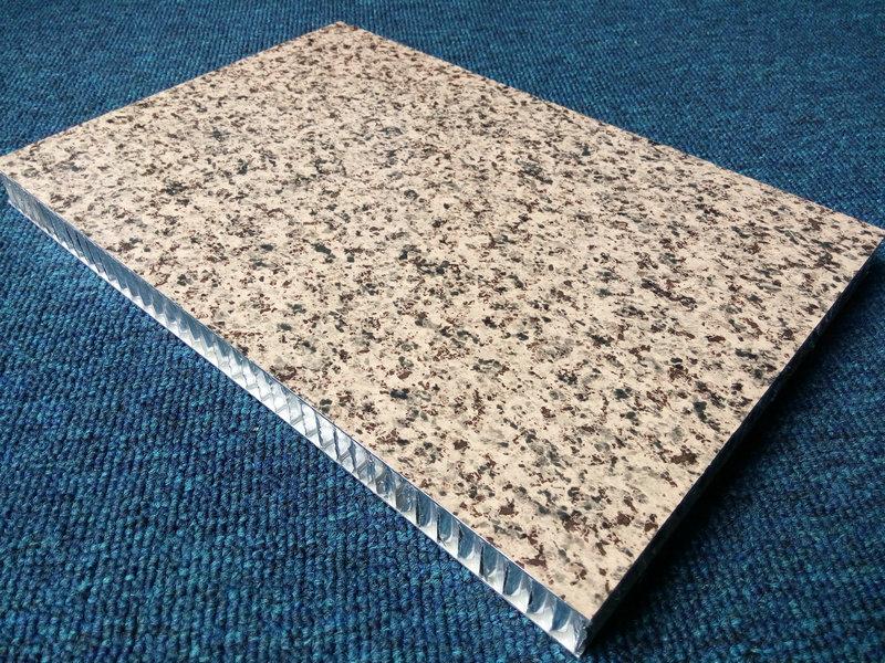 普基石材蜂窝板4
