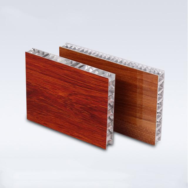 普基木纹蜂窝板2