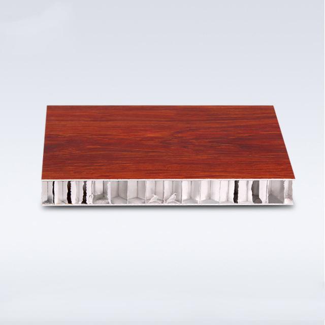 普基木纹蜂窝板