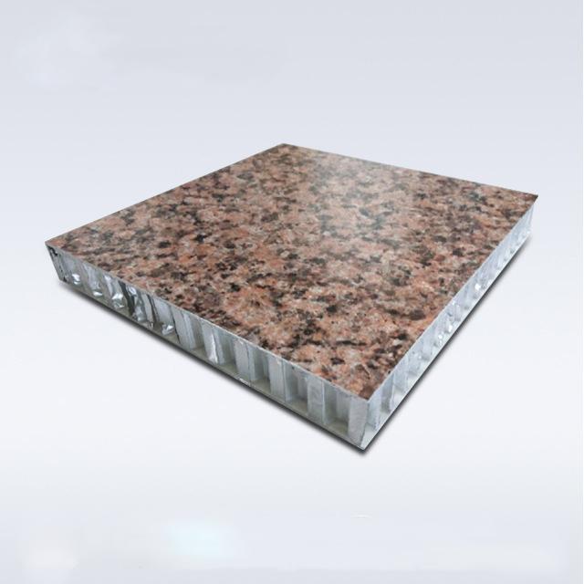 普基石材蜂窝板