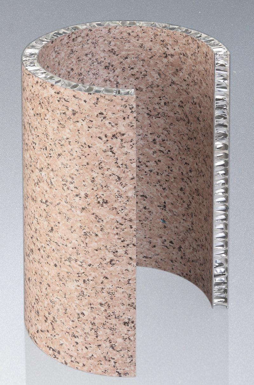 普基石材蜂窝板1