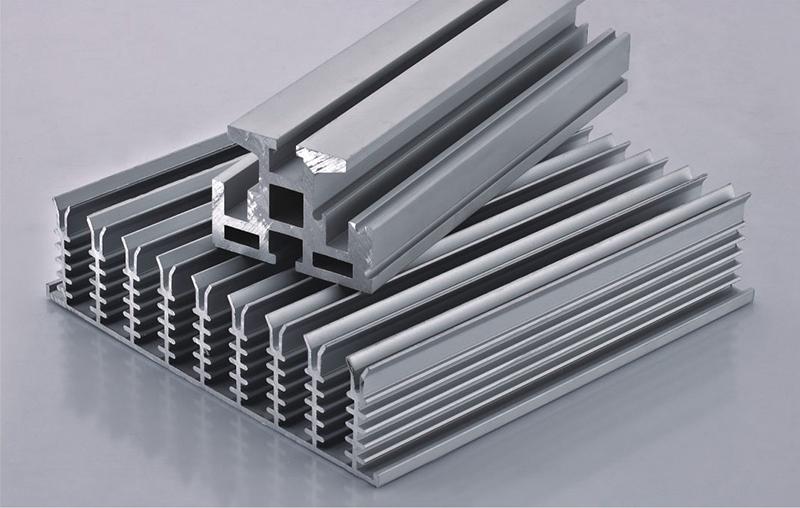 铝型材电解着色出现色差的原因
